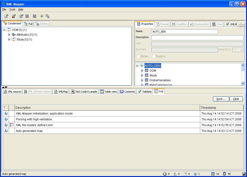 Definedoc™ 2 1 - Validate XML