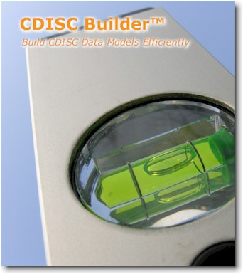 CDISC Builder is software solution for SAS Data Standards